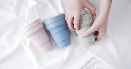 Innovatieve En Herbruikbare Beker Als Vervanging Voor Plastic Beker