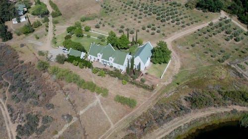 A Modern Home Design On An Agricultural Land