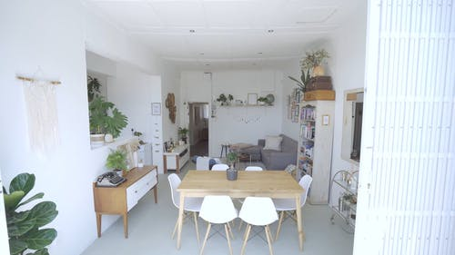 Küçük Bir Evin İç Tasarımı
