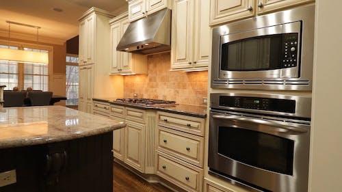 Interior Design Of A Modern Home Kitchen