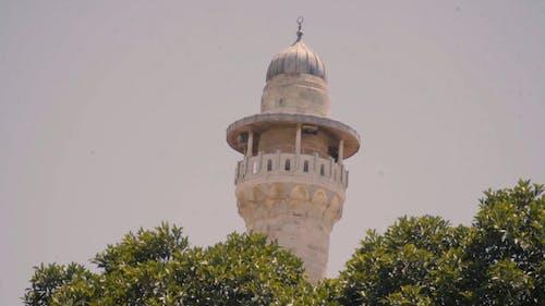 A Building Tower In Jerusalem Israel