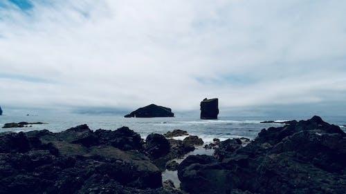 Footage Of Ocean And Waves