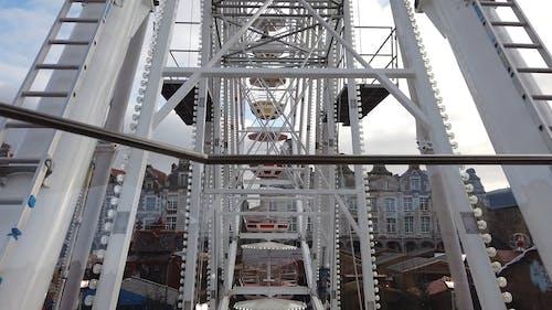 Video Footage Of A Ferris Wheel Ride