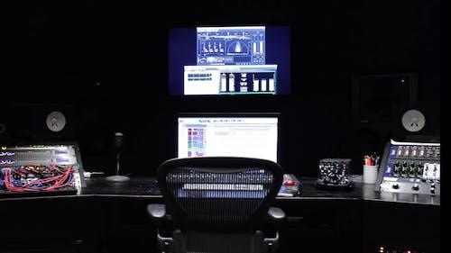 A Recording Studio With Advanced Equipment