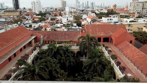 Drone Footage of Sofitel Legend Santa Clara Cartagena