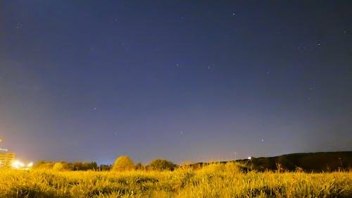 A Night Of Starry Sky
