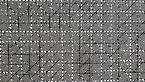 A Geometric Pattern Animation