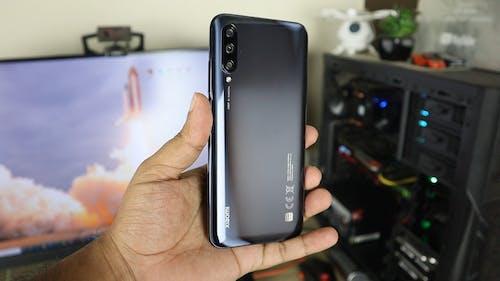 Close-Up Shot of Xiaomi Mobile Phone