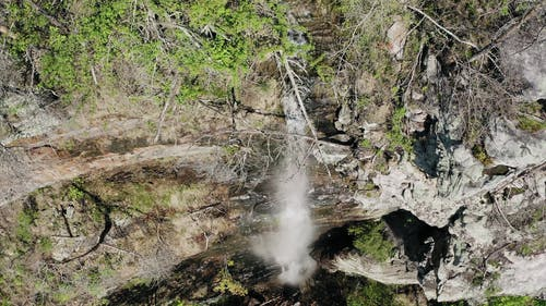 Drone Footage Of Waterfalls