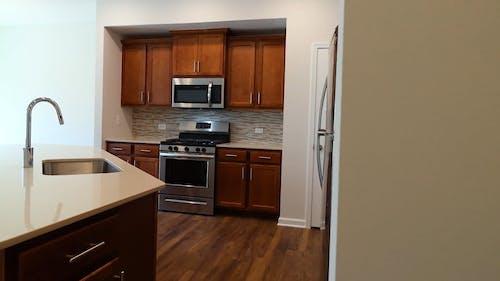 Interior Design of a Home Kitchen
