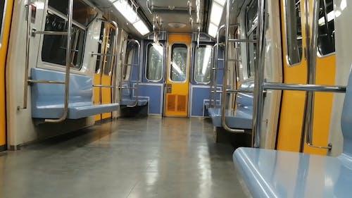 Inside of a Train