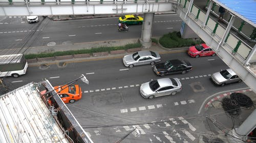 Vehicles on the Road