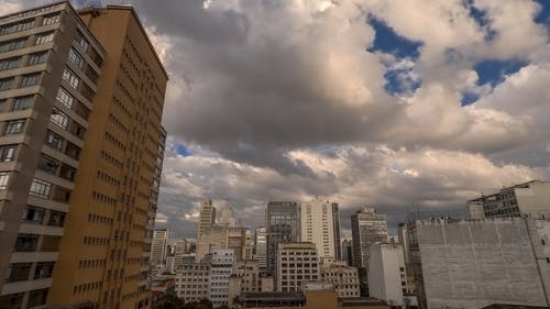 A Time-Lapse of Sao Paulo City