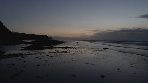 Video Of Ocean During Dawn