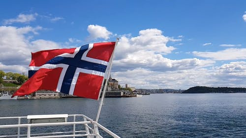 A Flag of Norway