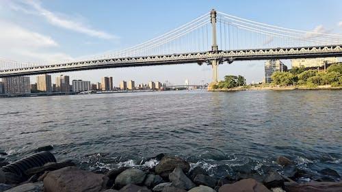 Time-Lapse Video of Manhattan Bridge