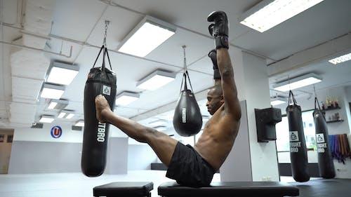 Video Of Man Doing Balance Exercises