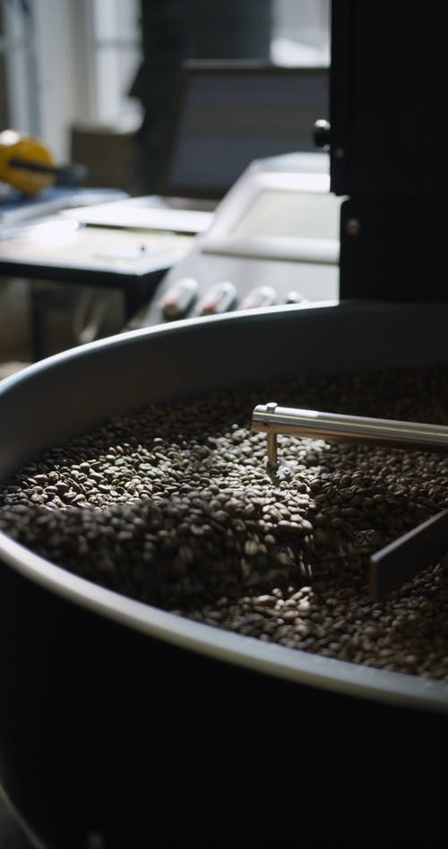 Machinery Used In Processing Coffeee Beans