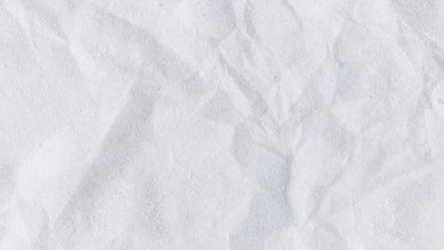 Close-up Footage Of A Paper Texture And Surface