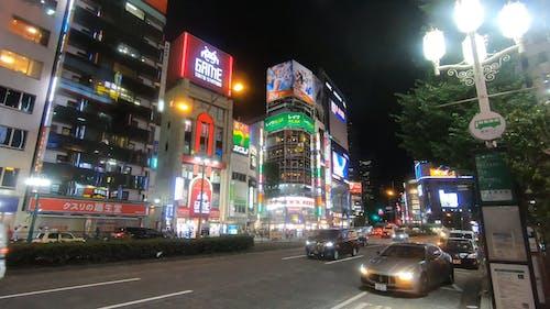 Night at the City of Tokyo
