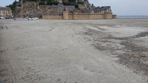 Famous Land Mark In Mont Saint Michael