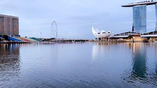 Marina Bay Timelapse