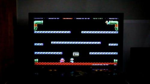 Video of Super Mario Bro Game