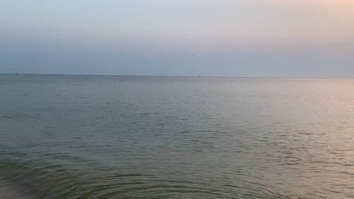 Beautiful Scenery of Sunrise