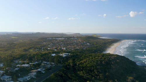 A Residential Community By The Beach in New South Wales In Australia