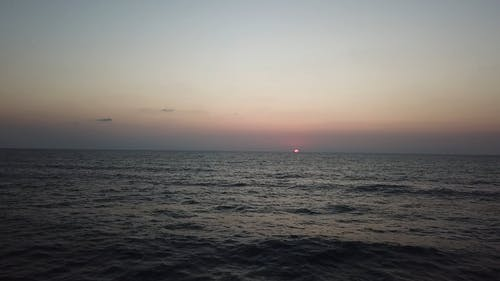 The Sunset View From The Horizon