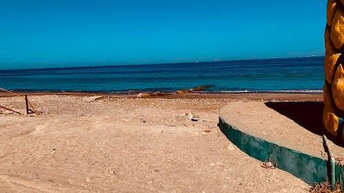 A Footage of a Beach