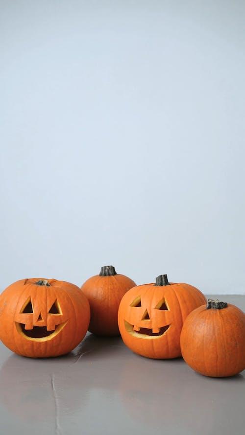 Video Of Carved Pumpkins