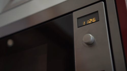 Timer of an Oven