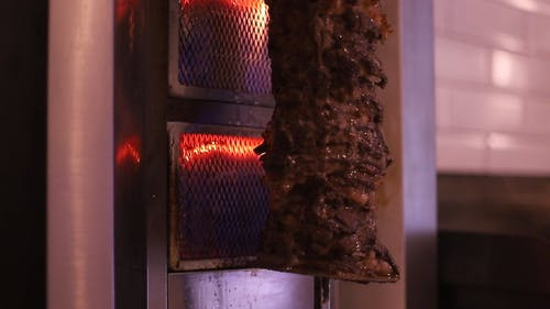 Authentic Rotisserie Chicken Shawarma