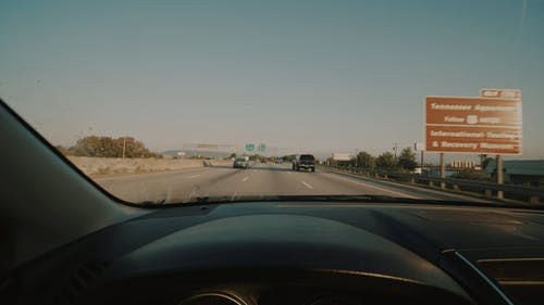 A Road Trip on a City Highway
