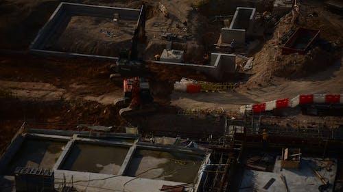 Construction Site Time-Lapse
