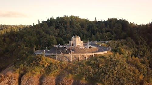 Vista House Aerial View