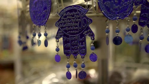 Hand of Fatima Decorations