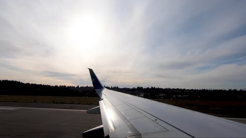 Aircraft on the Runway