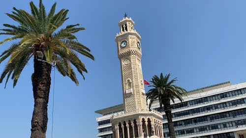 Tour in a Turkish City