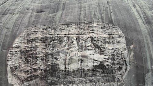 Stone Mountain Monument in Georgia