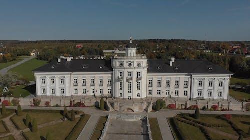 White Historical Palace