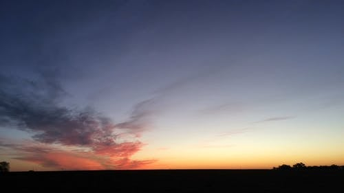 Time Lapse Video of Sunrise
