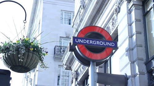 London´s Undergound Sign