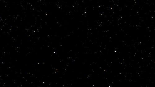 Starry Night Sky Timelapse