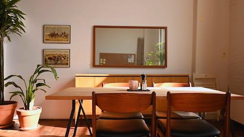 Interior Design of a Dining Room