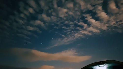 Night Sky Timelapse