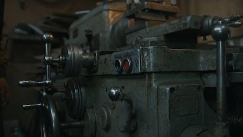 Metal Working Machinery