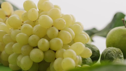 Close Up Video of Fruits