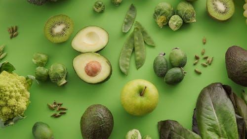 Green Natural Food